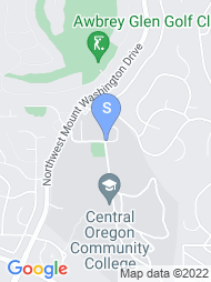 Central Oregon Community College map