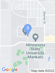 Minnesota State University map