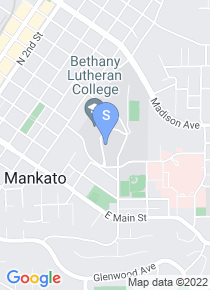 Bethany Lutheran College map