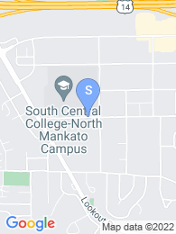 South Central College map