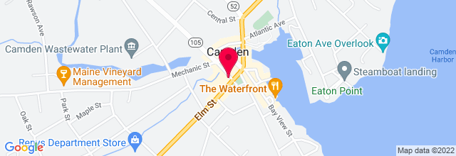 Map for Camden Opera House