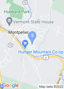 Community College of Vermont map