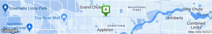 Map of Min Du Buffet