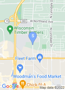 Fox Valley Technical College map