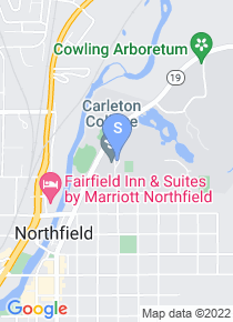 Carleton College map