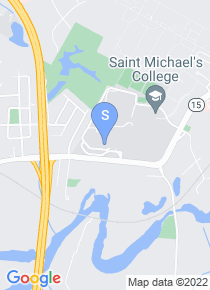 Saint Michaels College map