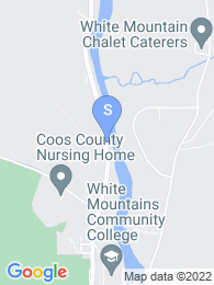 White Mountains Community College map