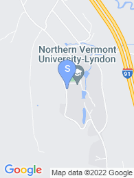 Lyndon State College map