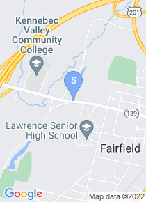Kennebec Valley Community College map