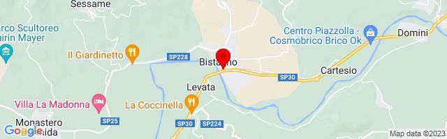 Google Map di 44.659187,8.370168
