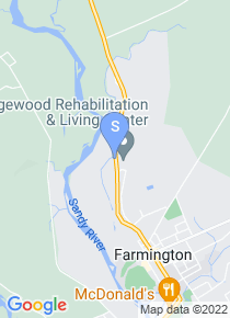 UM Farmington map