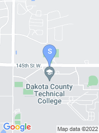 Dakota County Technical College map