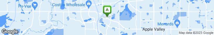 Map of Chianti Grill - Burnsville