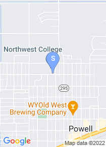 Northwest College map