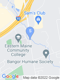 Eastern Maine Community College map