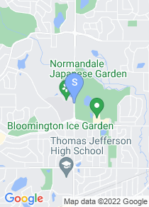 Normandale Community College map
