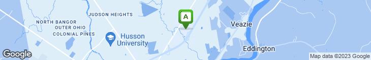 Map of Bugaboo Creek Steakhouse