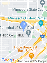 Saint Paul College map