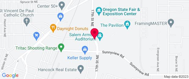 Meet The Artist Tour Salem Oregon