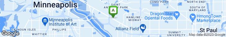 Map of Keys Cafe