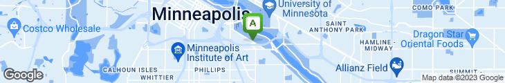 Map of Davanni's