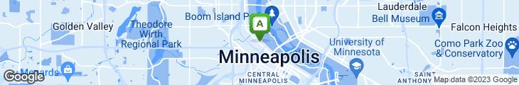 Map of Sapor Cafe & Bar