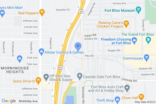 4401 Sheridan Road, El Paso, TX 79906, USA