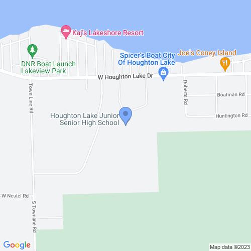 4433 W Houghton Lake Dr, Houghton Lake, MI 48629, USA