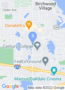 Century Community College map