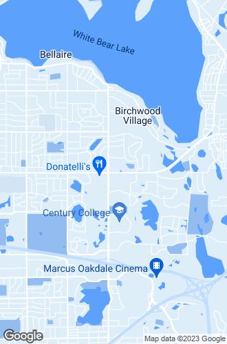 Map of White Bear Lake