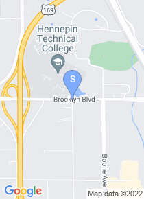 Hennepin Technical College map