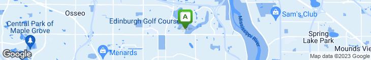 Map of MacTavish's