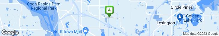Map of Ole Piper Inn