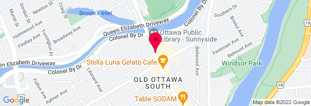 Map for Quinn's Ale House