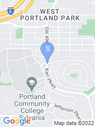 Portland Community College map