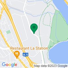 Localisation of Desjardins Securities Gatineau on Google maps