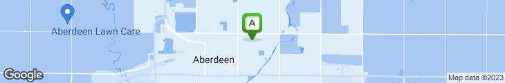 Map of Minervas Restaurant