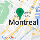 Localisation of Desjardins Securities Montréal on Google maps