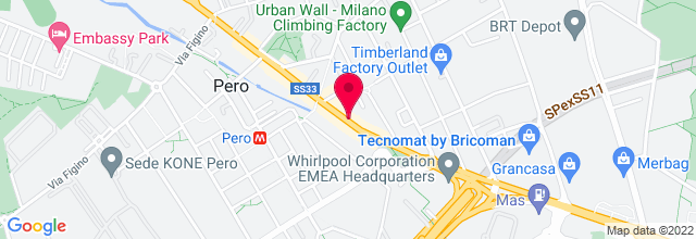 Map for Arena Concerti - Fiera Milano