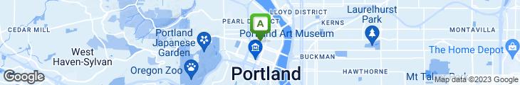 Map of Marinottis' Cafe & Deli