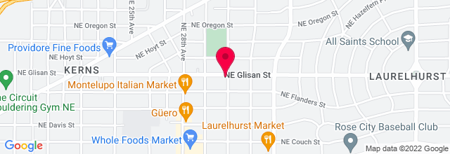 Map for Laurelthirst Public House
