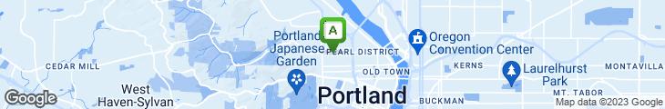 Map of Ling Garden