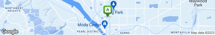 Map of Toro Bravo