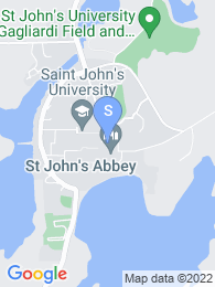 Saint Johns University map
