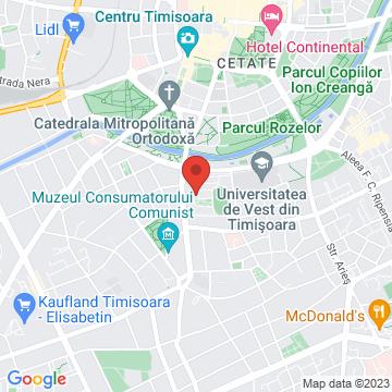 Timisoara, Timișoara, Bulevardul Mihai Viteazul nr.1