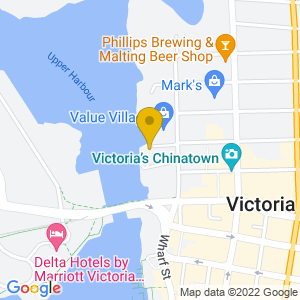 Map to Canoe Brewpub provided by Google