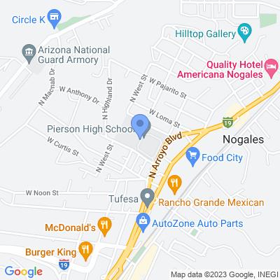 451 N Arroyo Blvd, Nogales, AZ 85621, USA