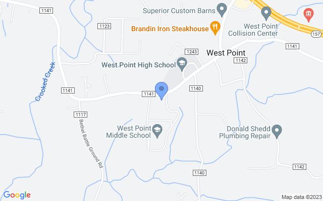 4541 Co Rd 1141, West Point, AL 35179, USA