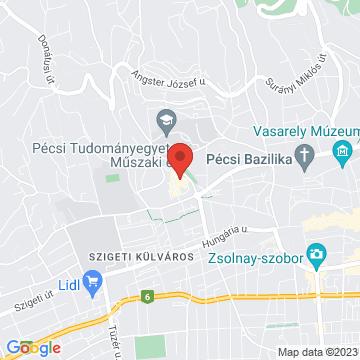 Pécs, 7624 Pécs, Xavér utca 19.
