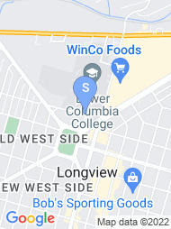 Lower Columbia College map